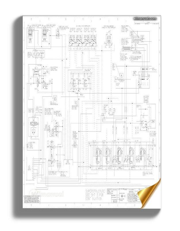 Grove Rt9000e Hydraulic Shematic