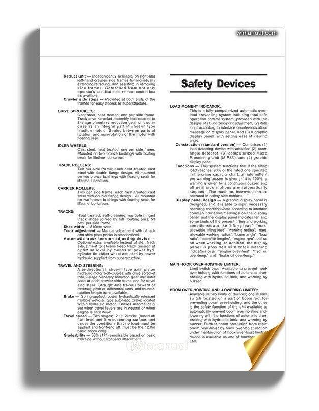 Doosan Wheel Loader Dl450 Shop Manual (K1039661e)