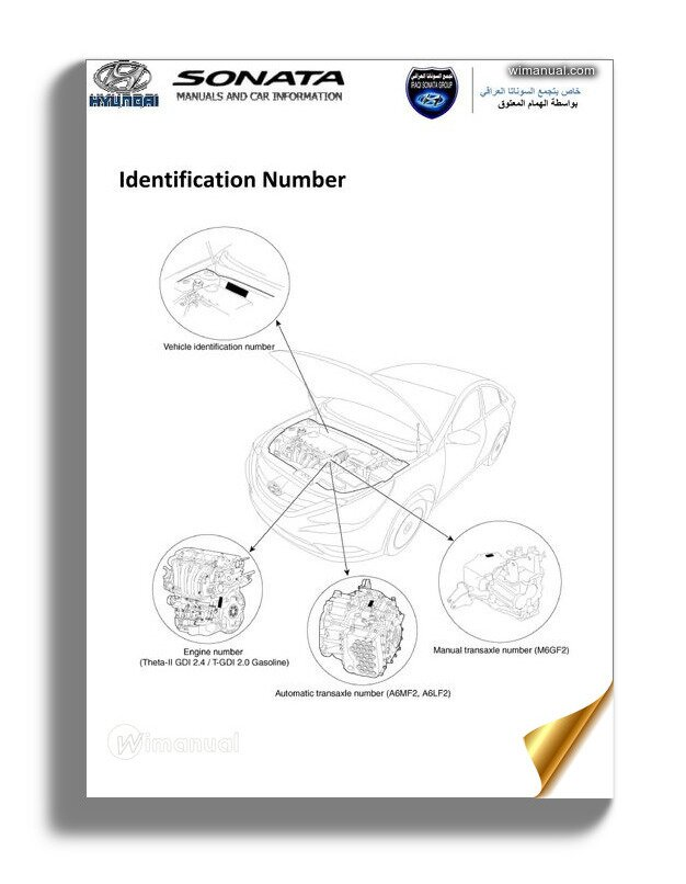 Hyundai Sonata 2011 2014 Service Manual
