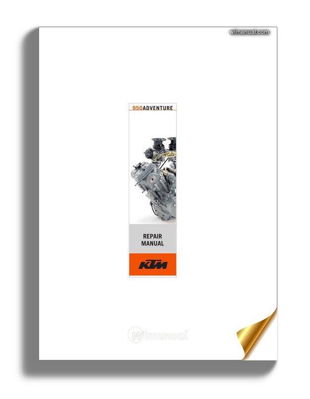 Ktm 950 Service Manual