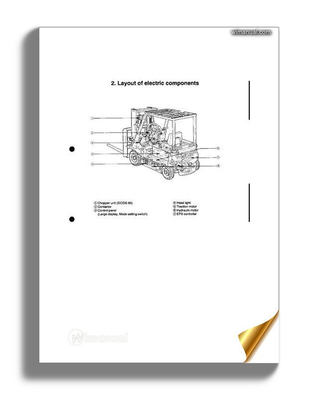 Daf Bus Trw Steering Gears Workshop Manual