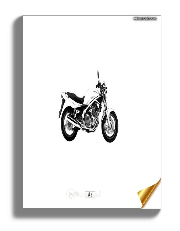 Yamaha Xj900s Diversion Service Repair Manual Download 95 01