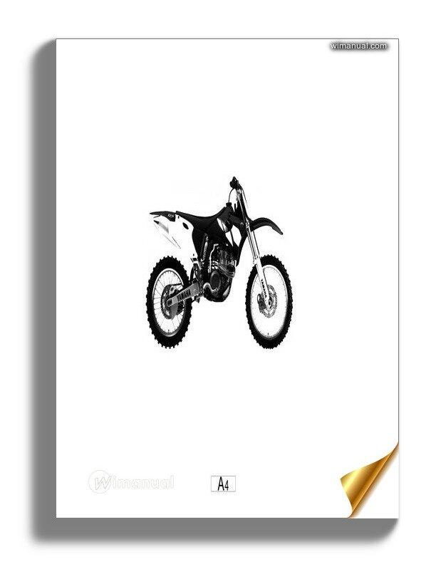 Yamaha Yz426 Parts Catalogue