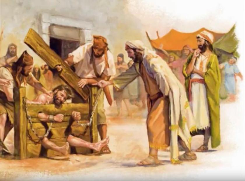 Jeremiah and Pashur