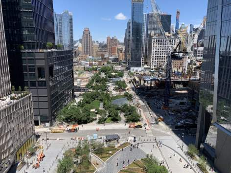 Hudson Yards Public Square