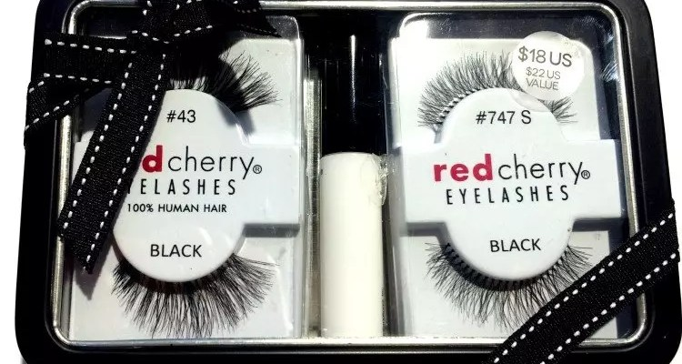 Red Cherry Wimpern