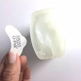Vaseline zum Schutz für die Haut auftragen!