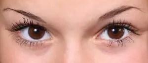 Augenbrauen Schneiden und Trimmen