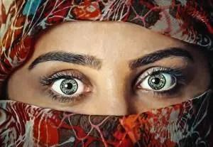 Augenbrauen Formen und Stylen