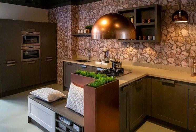 Keukencentrum Wim van der Ham - Landelijke keuken 01