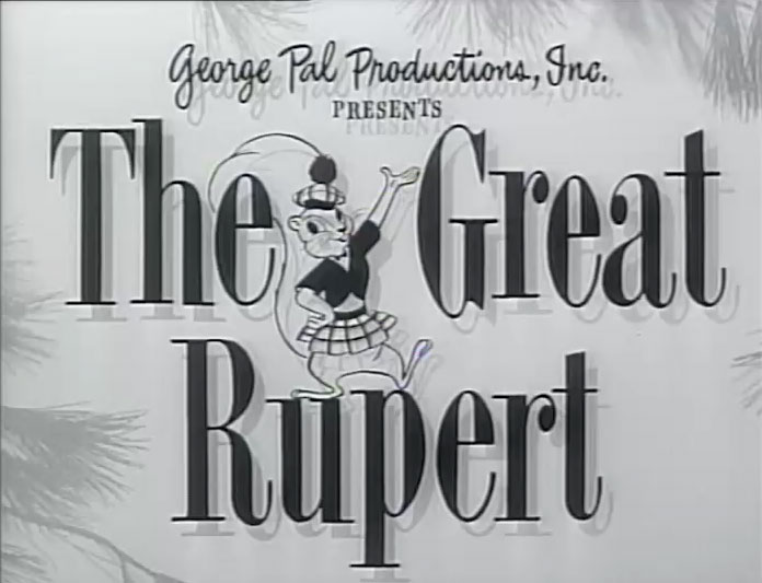 Image result for the great rupert 1950