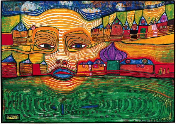 Hundertwasser domes