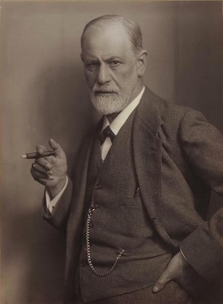 800px Sigmund Freud by Max Halberstadt cropped
