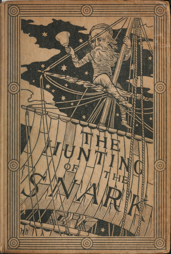 The Hunting of the Snark cover