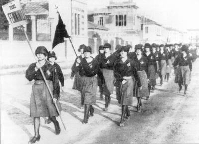 Il fascismo al femminile