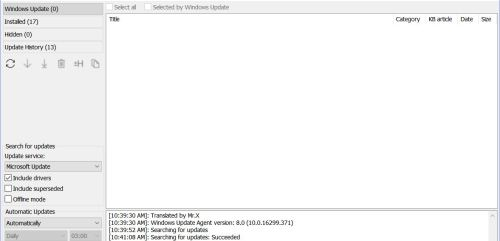 Windows Update MiniTool (WUMT).main