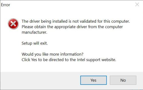 Intel Uncouples Graphics Drivers from OEM Customizations.nogo