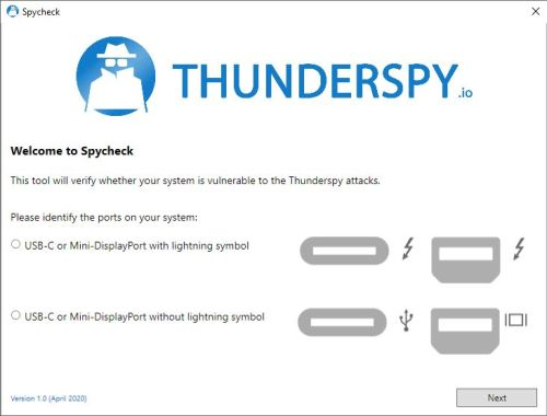 Thunderbolt Exploits Proves Physical Security Reigns Supreme.spycheck