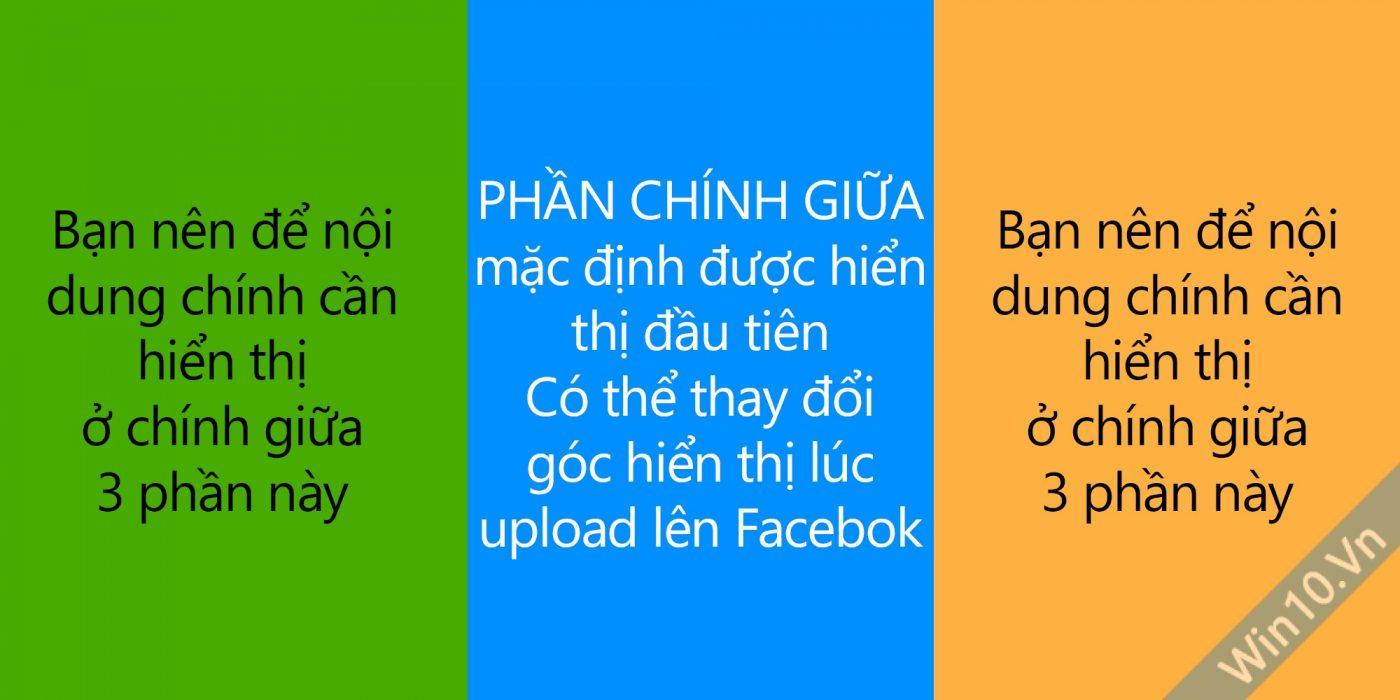 Hướng dẫn cách chụp/tạo ảnh 360 độ upload lên Facebook, làm ảnh bìa fb