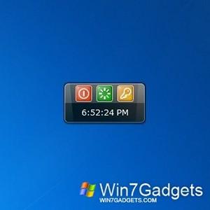 Shutdown - Windows 7 Desktop Gadget