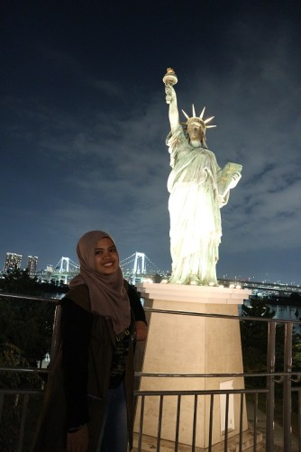 Berasa di New York