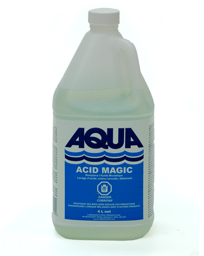 Aqua Acid Magic  Commercial Swimming Pool Supply