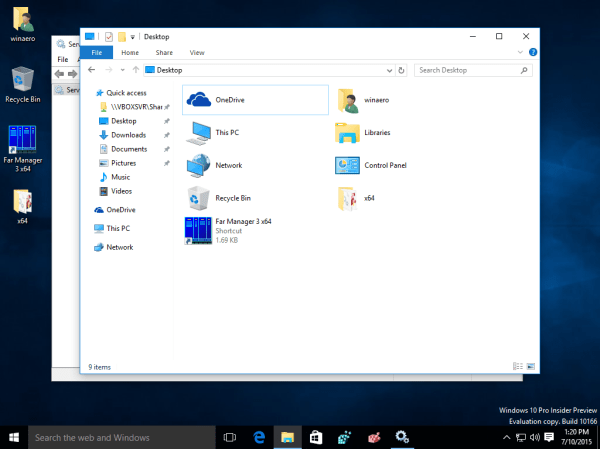 How to remove HomeGroup icon from Windows 10 File Explorer