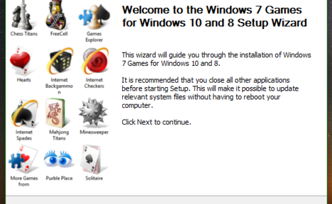 Get Windows 7 Classic Games On Windows 10 What S On My Pc