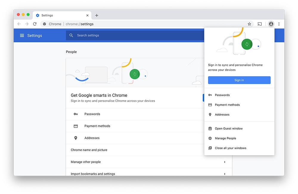 Chrome 69正式版登場 今次更新大家會好覺眼! - winandmac.com