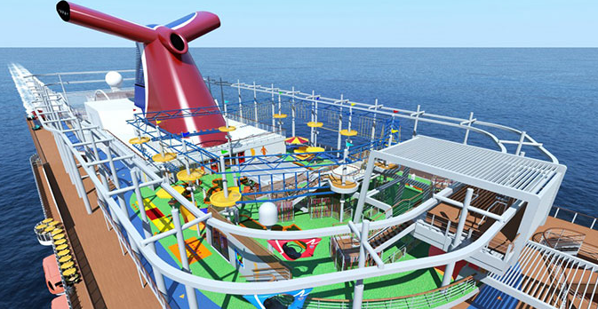 Win A Free Cruise Aboard The Carnival Horizon Win A Trip
