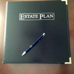 estate planning binder