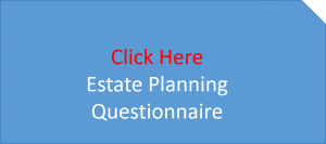 Estate Planning Questionnaire