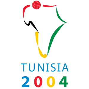 Copa África 2004 de Túnez. Logo
