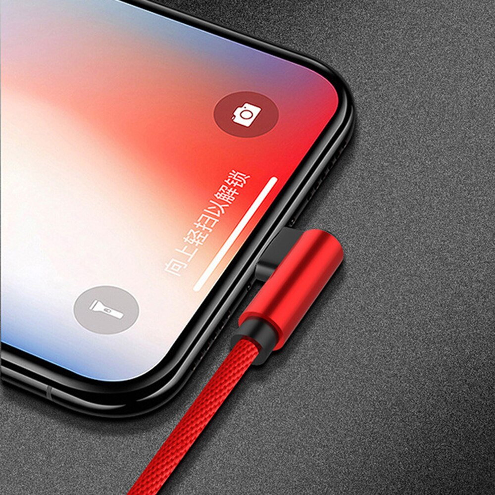 2.4A Fast USB Cable for IPhone X XS MAX XR 8 7 6 6s Plus 5 for Android Type C Phone Charging Cable Mobile Charger USB Data Cable