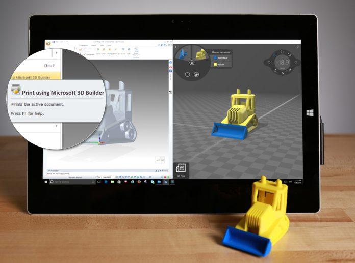 Microsoft 3D Builder App Updated with Problem Fixes - WinBuzzer