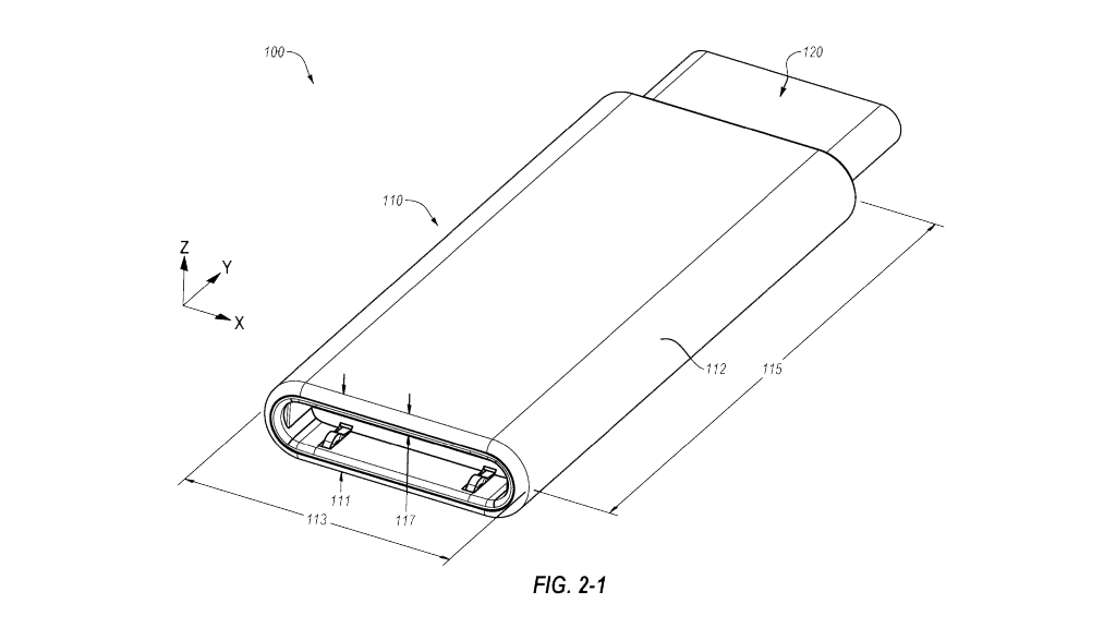 Microsoft Patent Proposes a Ultra-Thin USB-C Connector