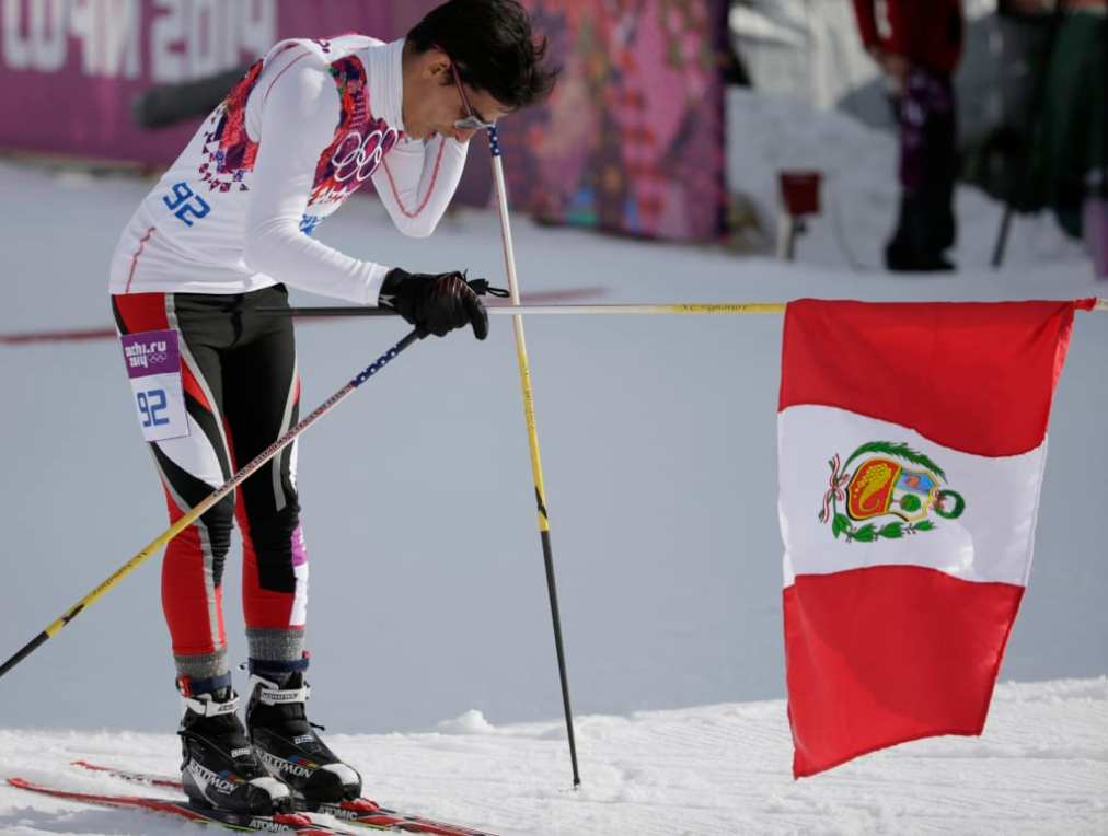 Peruvian Olympian in a Race Against Parkinson's