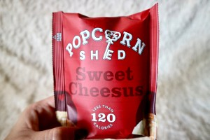 Sweet Cheesus Popcorn Shed