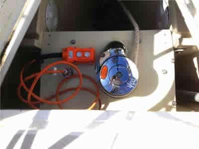 windlass wiring