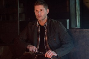 """Supernatural -- """"Hell's Angel"""" -- Image SN1118A_0406.jpg -- Pictured: Jensen Ackles as Dean -- Photo: Liane Hentscher /The CW -- © 2016 The CW Network, LLC. All Rights Reserved"""