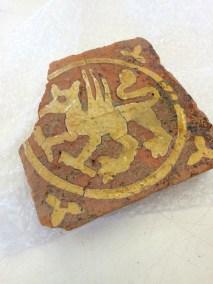 Hyde900 Medieval encaustic tile