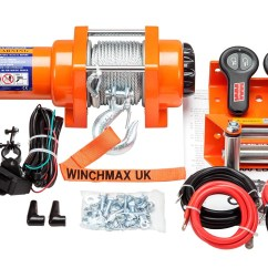 12v Winch Motor Wiring Diagram Truck Light Dc Wireless Remote Control Get