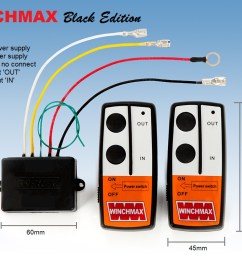 details about wireless winch remote control twin handset 12v 12 volt winchmax [ 1024 x 768 Pixel ]