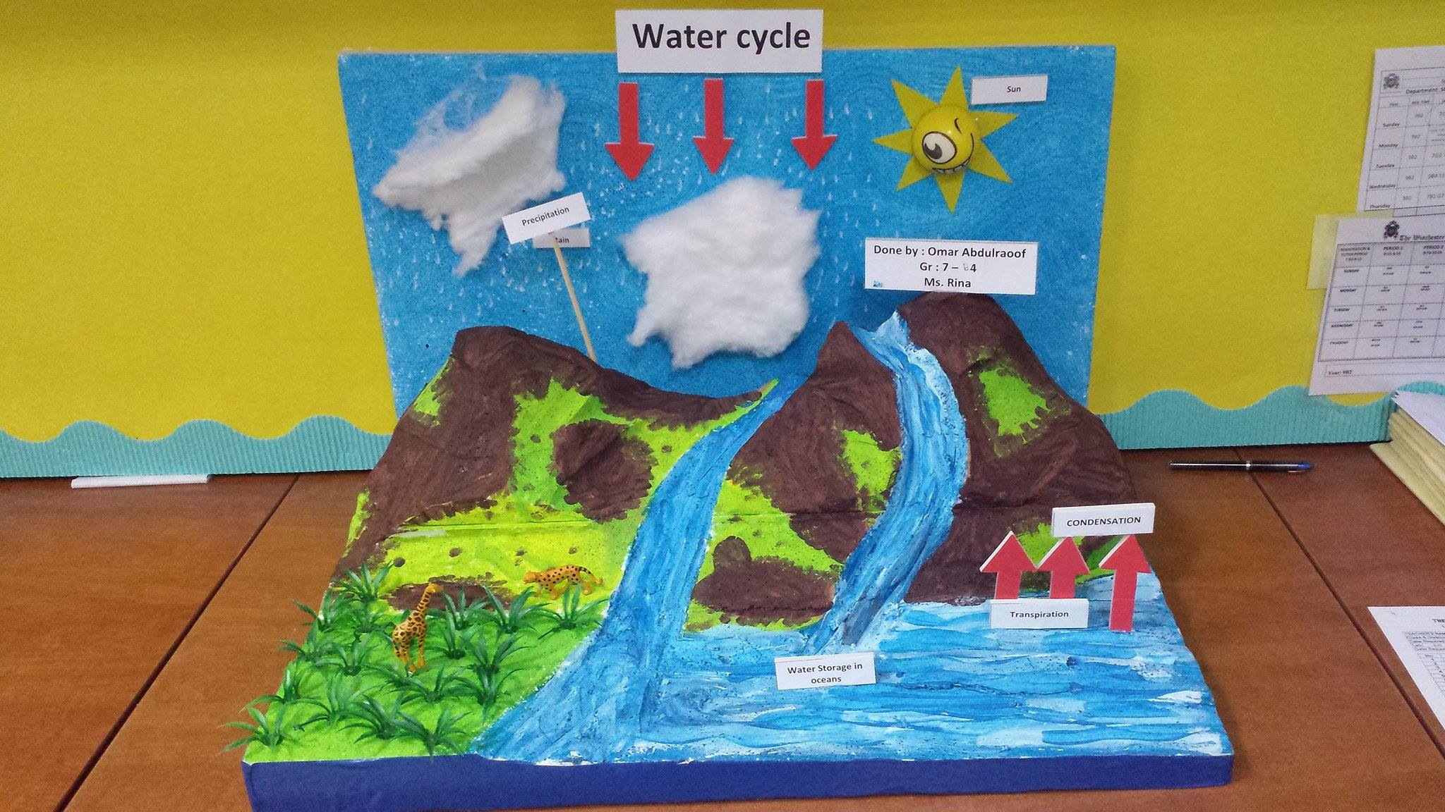 3d Water Cycle