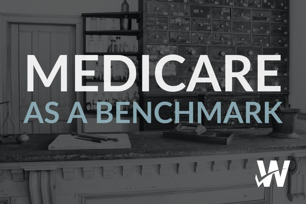 medicare benchmark reference based pricing