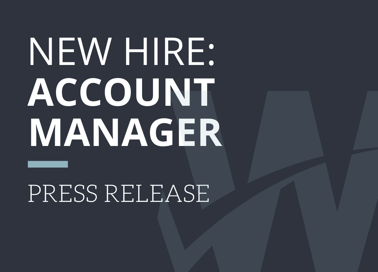 Wincline Brings New Account Manager Onboard