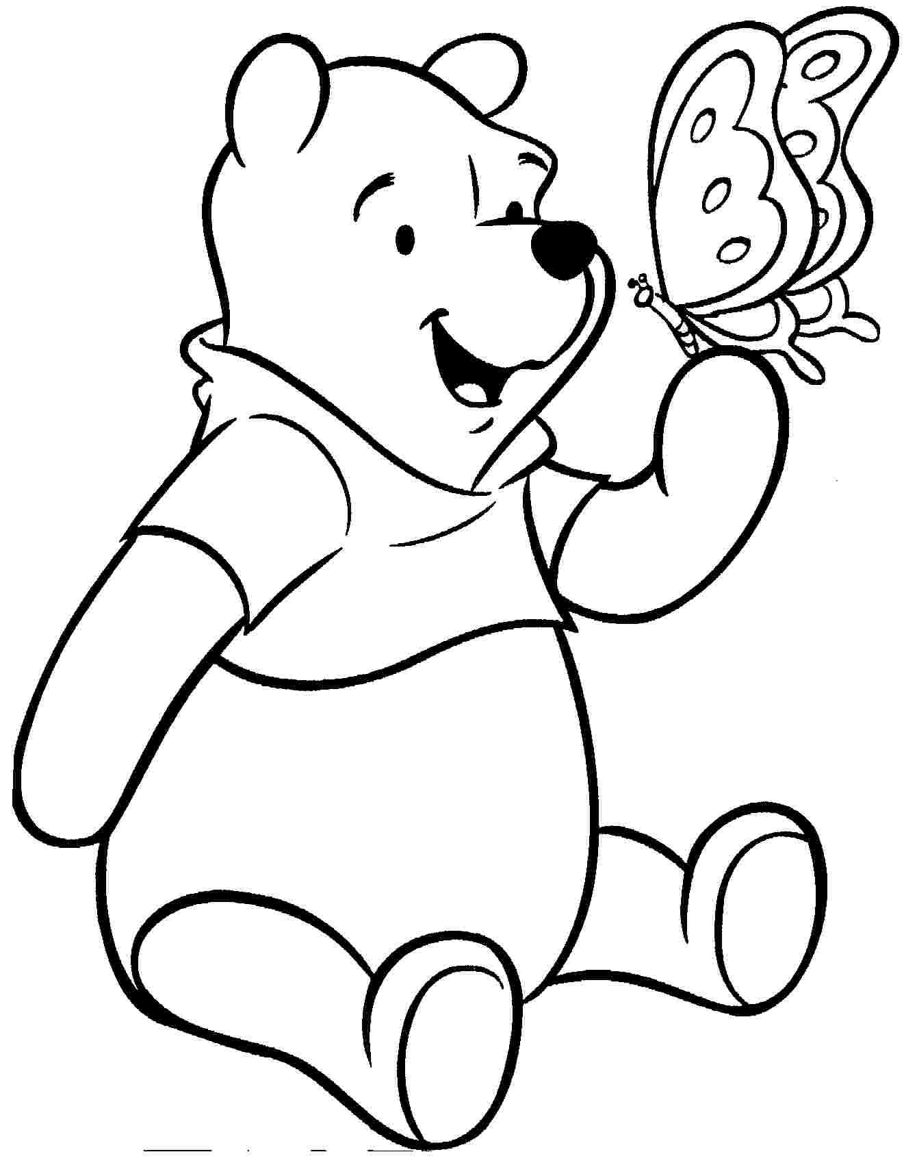 Winnie pooh malvorlagen novel - 28 images - heffalump