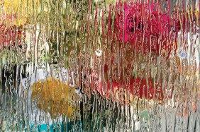 Rain Glass Texture