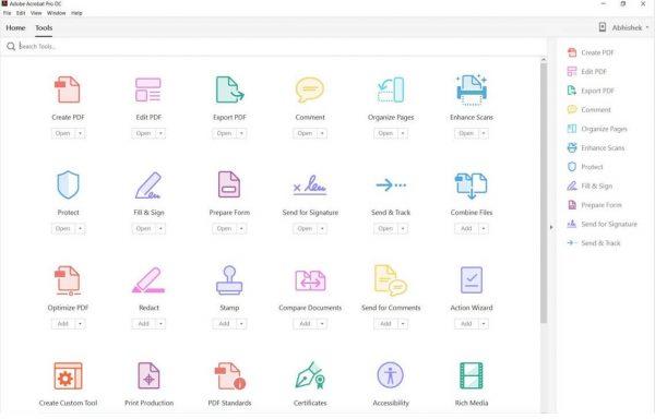 Adobe Acrobat Pro Keygen & Activator Updated Free Download