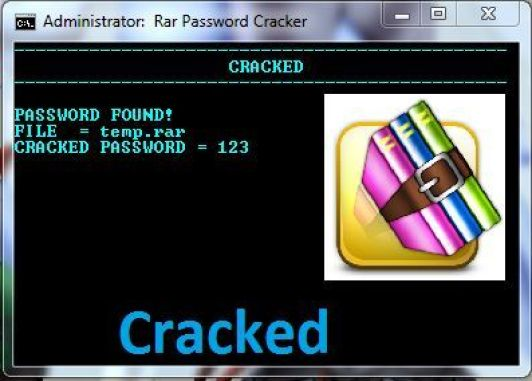 rar password recovery full version crack free download